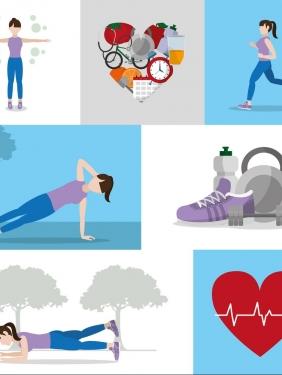 Hábitos saudáveis podem atrasar em até 10 anos o câncer e as doenças do coração, mostra estudo