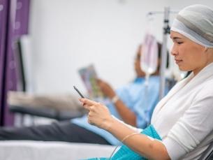 Vacina contra a gripe em quem tem câncer de mama