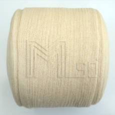 Malha tubular em algodão - 25 cm x 15m