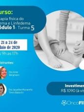 curso de terapia física do edema e linfedema-módulo 1 TURMA 5