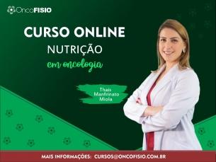 Curso Nutrição em Oncologia