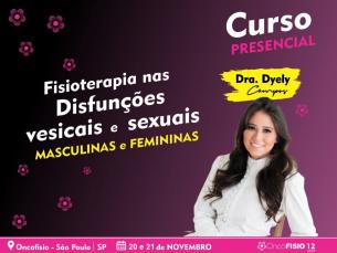 Fisioterapia nas disfunções vesicais e sexuais femininas e masculinas