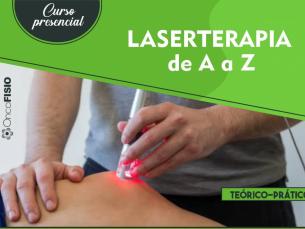 Curso de Laserterapia de A a Z - Fotobiomodulação - Turma 12